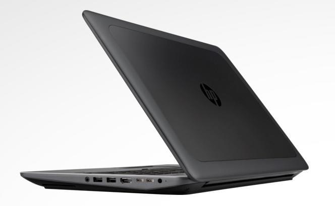 [HP ZBook 15 G4] E3-1505M,16GB,FHD (Quadro M2200),512GB SSD