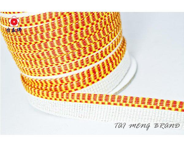 台孟牌 子母帶 12mm(扁織帶、編織、花邊飾帶、拼布材料、飾品DIY、字典、包裝、提花帶、包邊布條、手工藝、緹花織帶)