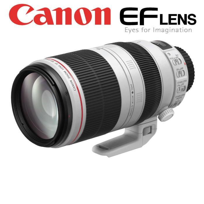 【高雄四海】CANON EF 100-400mm F4.5-5.6L IS II USM大白兔二代鏡.全新平輸.一年保固
