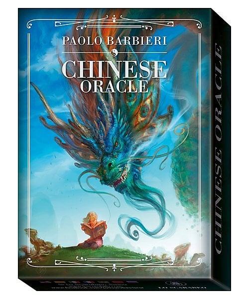 巴爾比里中國神諭卡|融合陰陽概念的中國生肖系統