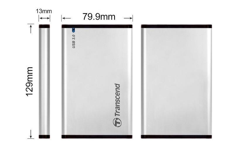 【酷3C】創見 StoreJet 25S3 USB 3.0 USB3.1 2.5吋 硬碟外接盒