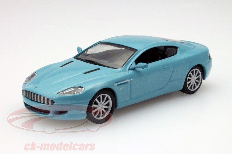 【M.A.S.H】[現貨特價] Altaya 1/43 Aston Martin DB9 light blue