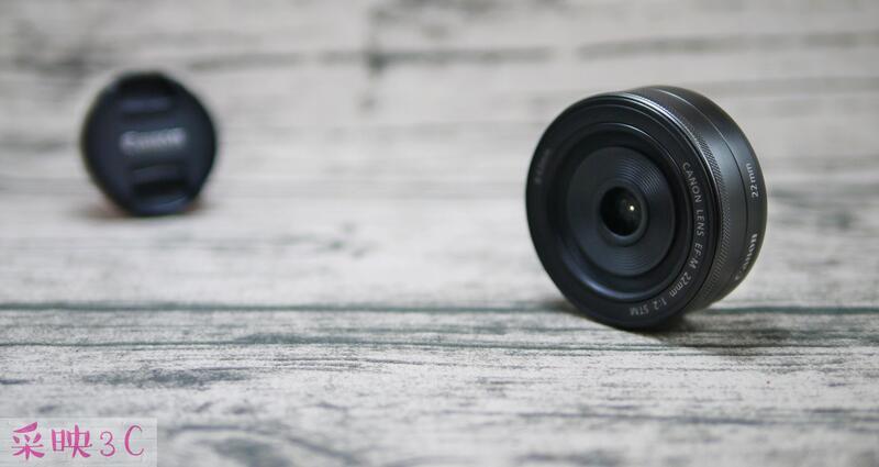 Canon EF-M 22mm F2 STM 大光圈定焦鏡
