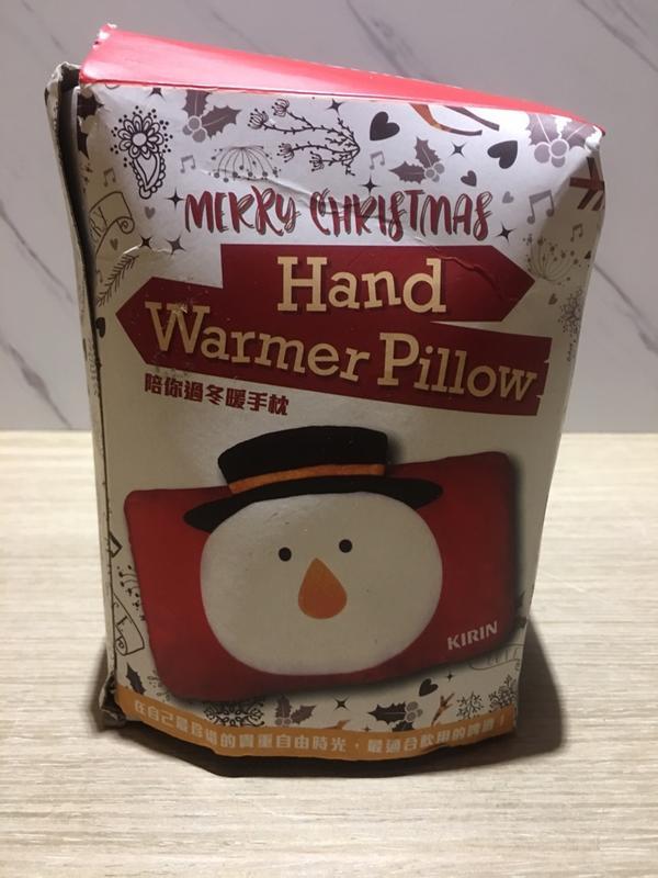 暖手枕 枕頭 手套
