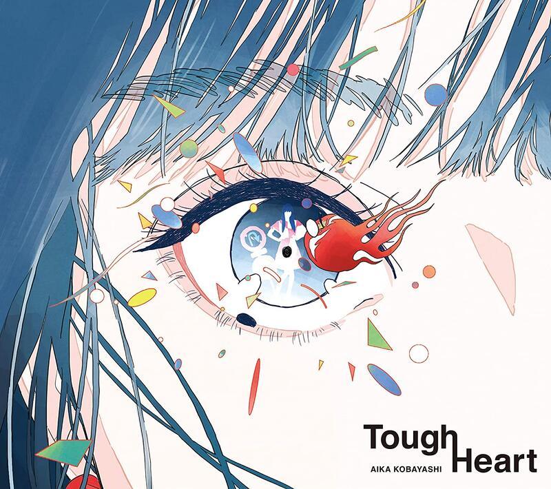 【月光魚 電玩部】代購 特典自選 CD+DVD+迷你海報冊 小林愛香 2nd單曲 Tough Heart 初回限定盤