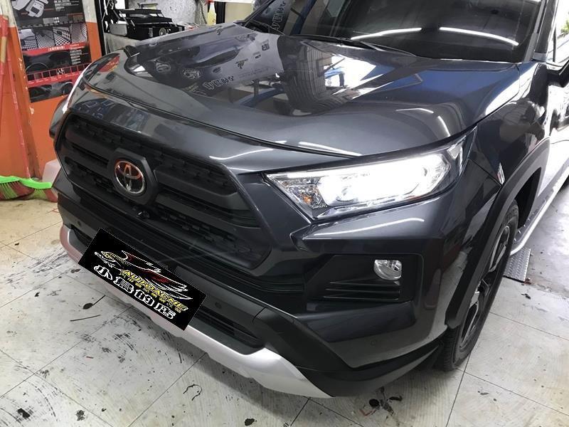 (小鳥的店)豐田 2019-2020 5代 五代 RAV4 正美規原廠橫桿 adventure 進口件 車頂架 實車