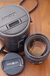 MINOLTA 85mm F/1.4 G (SONY可參考)