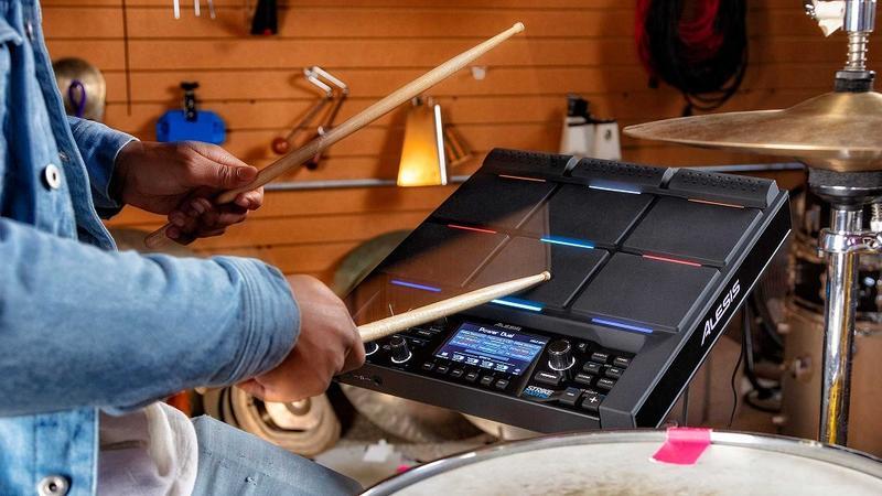 造韻樂器音響- JU-MUSIC - Alesis Strike Multipad 電子打板 !!『公司貨,免運費』