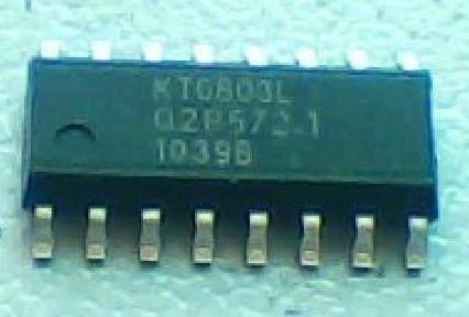 [二手拆機][含稅]拆機二手原裝 KT0803 KT0803L SOP16 KTMICRO