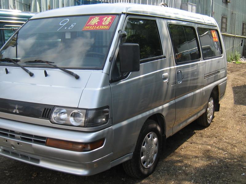 Mitsubishi Delica (得利卡) 1998年 2000cc