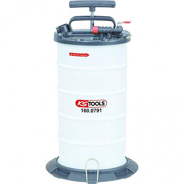 KS160.0791真空吸泵基本單元, 9,5 升