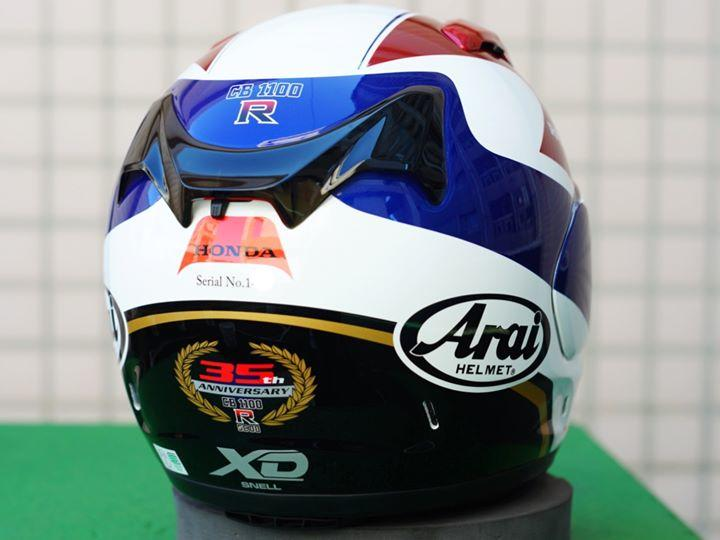 【現貨免運】ARAI HONDA CB1100R XD 限量紀念版 RX7X RX-7X HRC SHOEI MM93