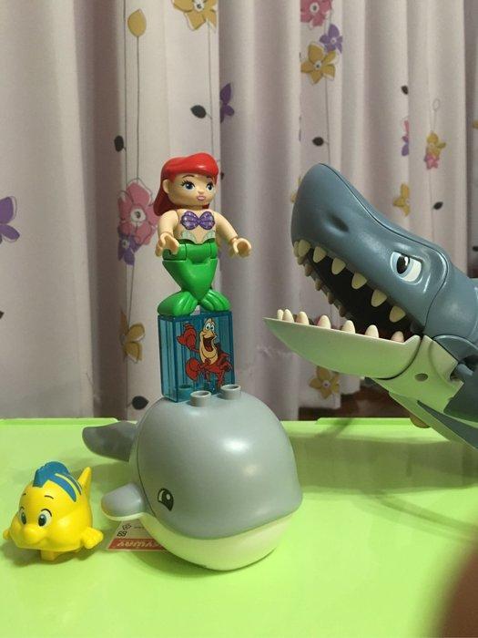 Lego 得寶 10805 10803 單售 鯨魚 近全新