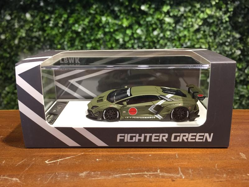 1/64 Timothy&Pierre TP Aventador Zero Fighter 零戰【MGM】