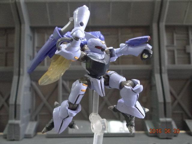全球最強2.5吋!機器人大戰一代名機!聖戰士 丹拜因 DUNBINE!ROBOT魂爆發!全台最強CONVERGE改造!