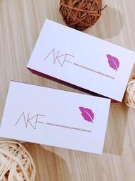 AKF紫蘇氨基酸溫和洗面乳 1盒2入(120g*2