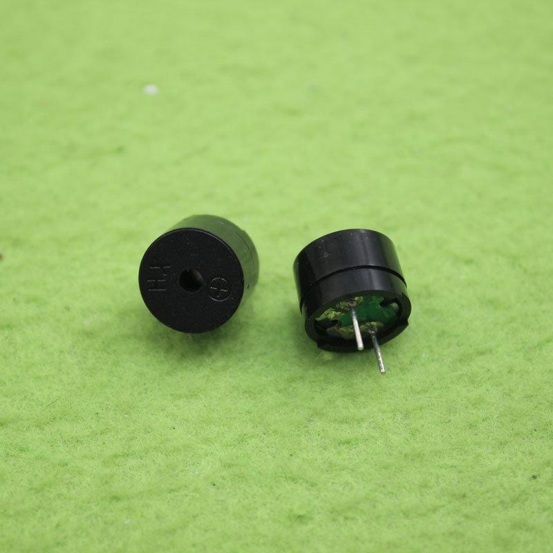 ►157◄蜂鳴器 無源蜂鳴器 5V電磁式蜂鳴器 阻抗16歐姆 交流2KHz他激式 Arduino