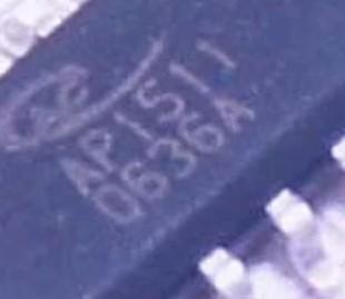 [二手拆機][含稅]AP1511 AP1511S DC-DC晶片 SOIC16 拆機二手