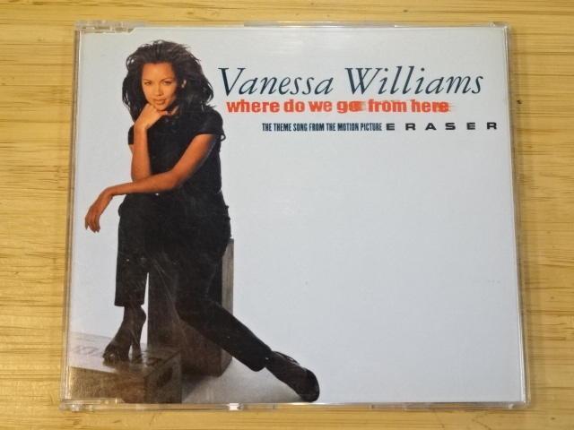 《啟元唱片》范妮莎威廉斯 [R&B] VANESSA WILLIAMS WHERE DO WE GO FROM HERE
