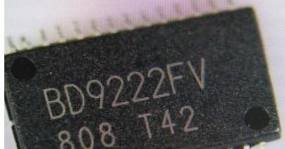 [二手拆機][含稅]BD9222FV 液晶背光電源晶片