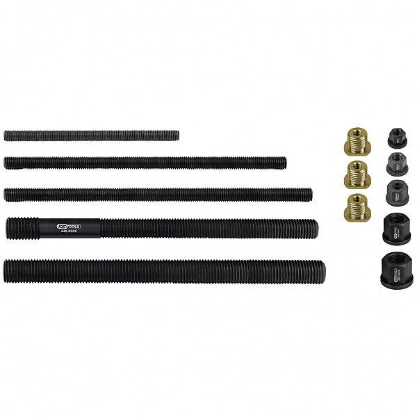 KS440.004013 件套拉杆、法蘭螺母、適配頭套裝