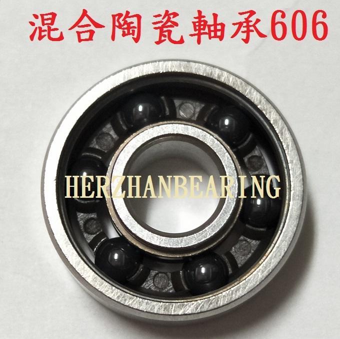 指尖陀螺專用 606混合陶瓷軸承