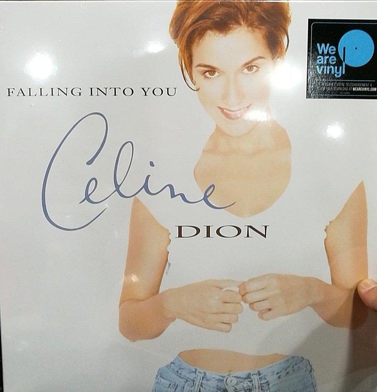 詩軒音像席琳迪翁 Celine Dion Falling Into You 2LP 黑膠-dp070
