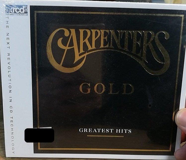 詩軒音像卡朋特金精選Carpenters GOLD XRCD-dp070