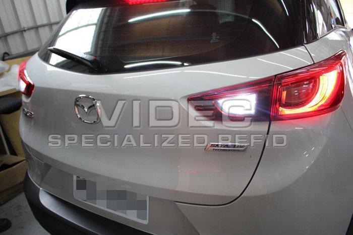大台北汽車精品 HID MAZDA CX3 LED 倒車燈 方向燈 爆亮板 T15 台北威德