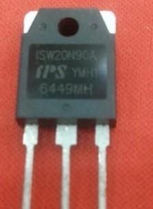 [二手拆機][含稅]ISW20N90A 20N90 20A900V 場效應管