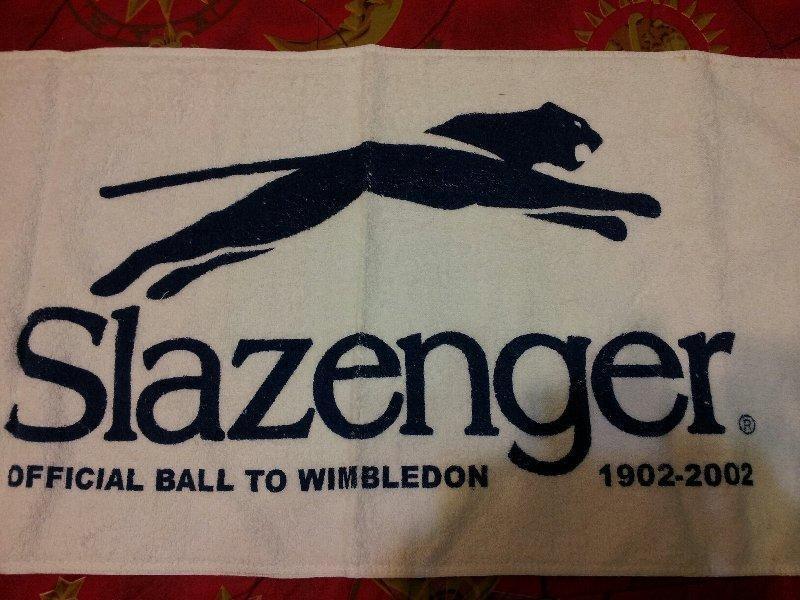 Slazenger 運動毛巾