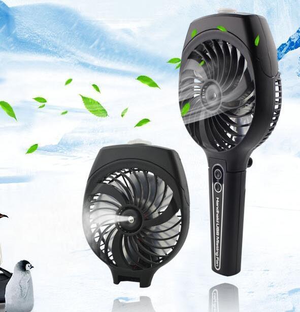 噴霧風扇噴霧制冷空調迷你USB可充電