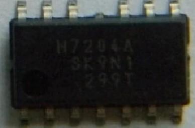 [二手拆機][含稅]STR-H7204 H7204 液晶電視機背光板驅動