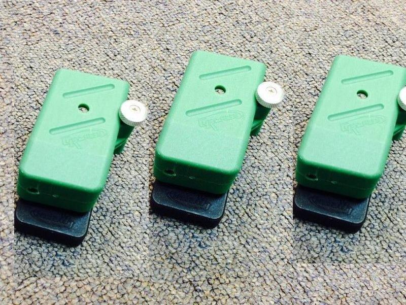 HMM 榔頭模型 CR Speed IPSC 彈匣套 真品 3組1入 綠色(/Hi-CAPA/GLOCK)  $4200