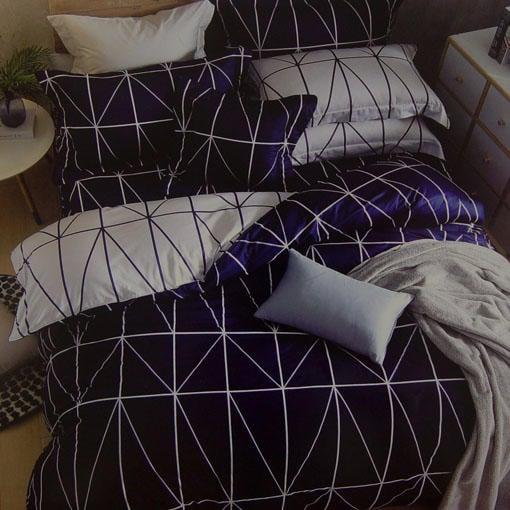 歐格寢飾-台灣製雙人純棉床包