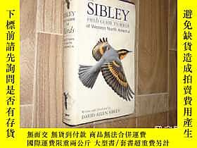 古文物The罕見Sibley Field Guide to Birds of Western North Americ露