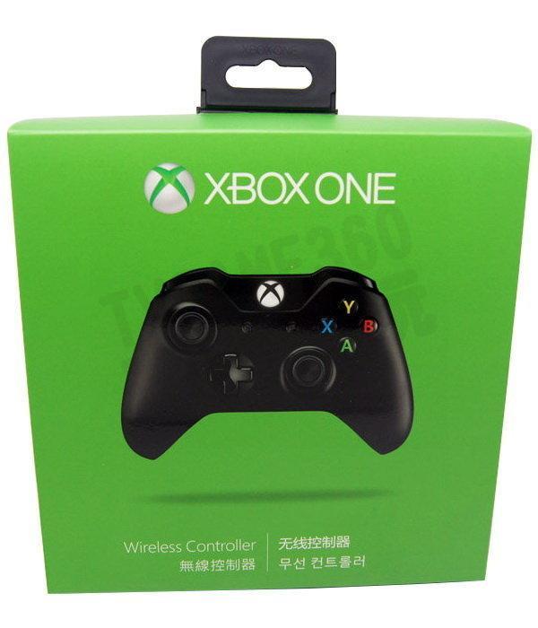 微軟 XBOXONE XBOX ONE 原廠無線控制器 手把 無3.5MM耳機孔 黑色 公司貨 【台中恐龍電玩】