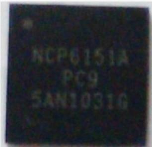 [二手拆機][含稅]原裝 NCP6151AD52MNR2G NCP6151A NCP6151 QFN封裝
