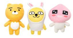【樂雜】╭☆3/21到貨++全家 x Kakao Friends中型娃娃—Ryan款 Apeach款 Muzi 款