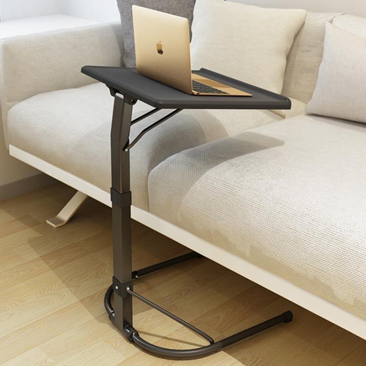 電腦桌床上用懶人桌折疊升降可移動書桌 2色可選