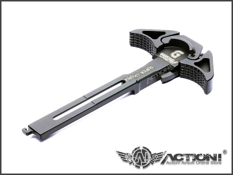 【Action!】現貨)Z-Parts - G-Style SCH樣式 戰術拉柄 (Marui M4次世代規格)