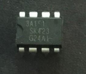 [二手拆機][含稅]STR 3A151 原裝 DIP-8 直插8腳