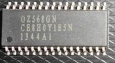 [二手拆機][含稅]拆機二手原裝 OZ568GN 02568GN液晶電源晶片 SOP-32