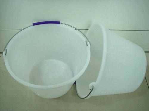 YT(宇泰五金)正台灣製PVC漆桶/白色塑膠油漆桶/水桶/小提桶/容量約5公升/特價中