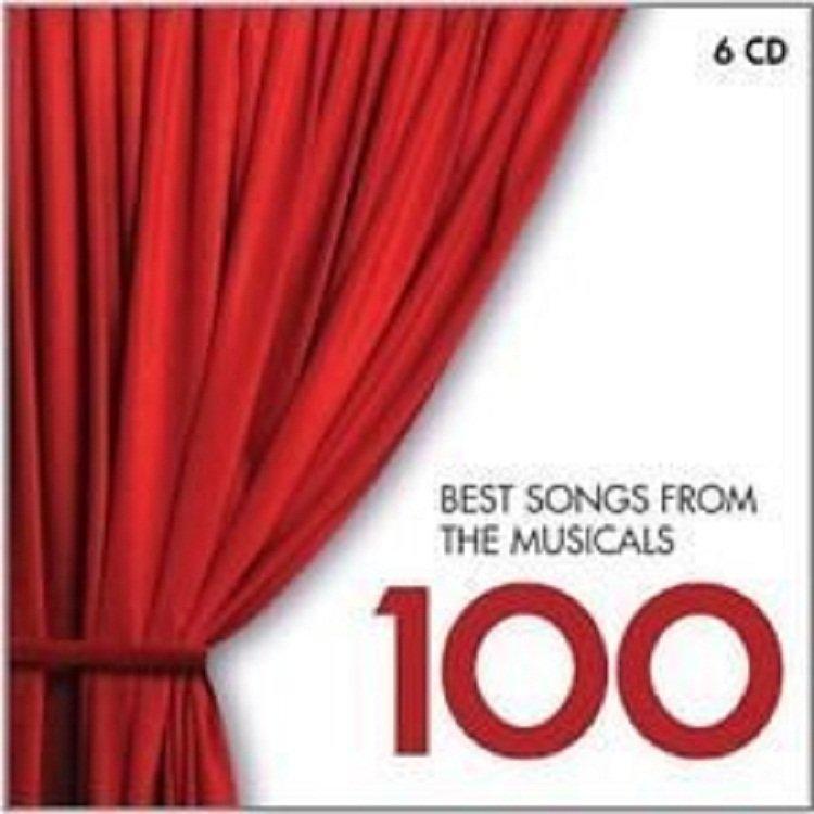 詩軒音像音樂劇主題歌曲 - 100種進入音樂劇世界 6CD-dp070