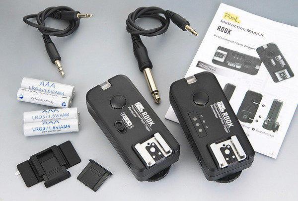 呈現攝影-品色 ROOK F-508n 無線閃燈觸發器2.4G NIKON用 可雙閃 分組 喚醒 快門 iTTL 離機閃 有NCC