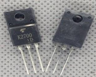 [二手拆機][含稅]K2700 2SK2700 TO-220F 品質保證