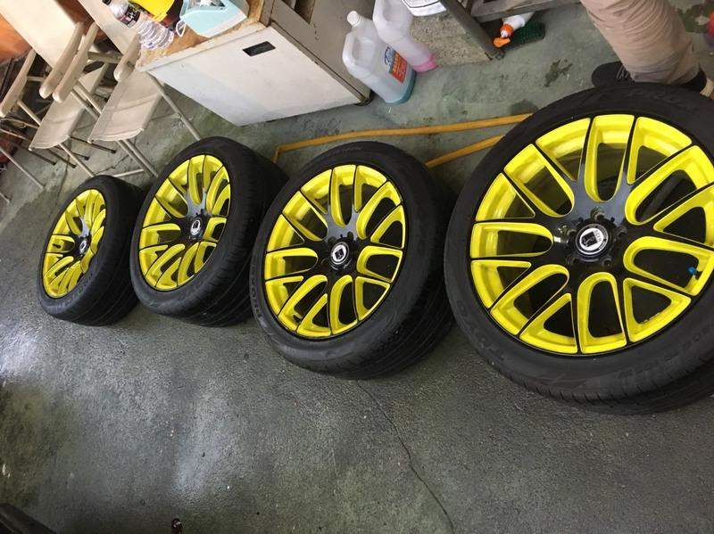 245/45R19 275/40/R19 AGEN 京展鋁圈 (CX-3 CX-5) 五孔114.3 一組四個鋁圈+輪胎
