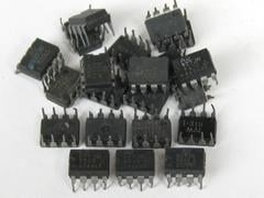[含稅]原裝拆機 AD827JN發燒雙運放運算放大器IC 試好發貨