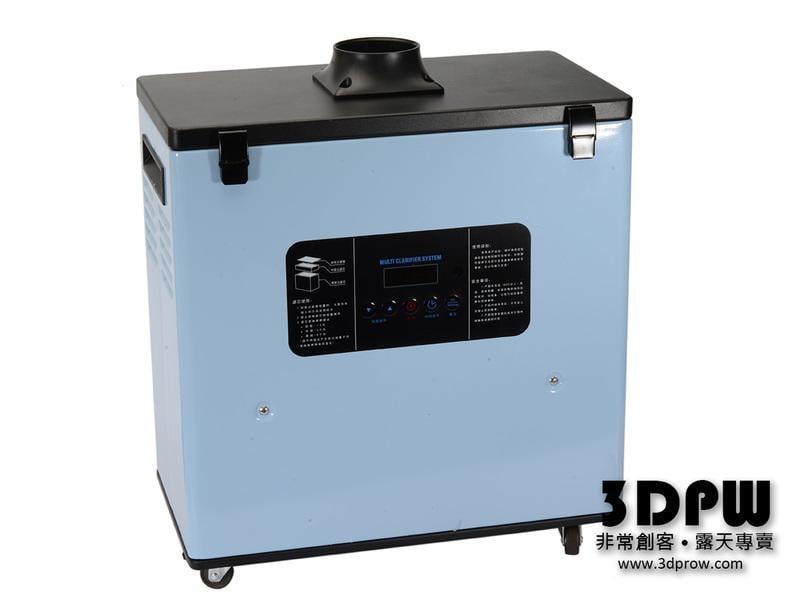 [3DPW] 基本款 雷射切割機用 80W煙塵清淨機 煙塵淨化機 空氣過濾機